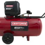 Craftsman 33 Gallon Horizontal Air Compressor 165 Max PSI