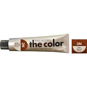 Paul Mitchell The Color Permanent Cream Hair Color 3N Dark Natural Brown