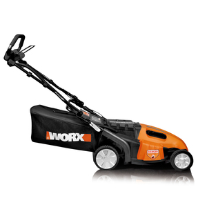 WORX 19-inch PaceSetter Lawn Mower Cordless 36V with IntelliCut