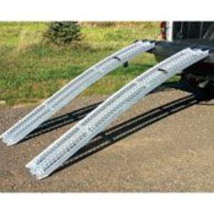 YuTrax ATV Ramp - Extreme Duty Aluminum Arch Ramps