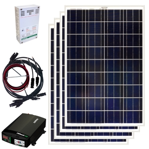Grape Solar 400-Watt Off-Grid Kit