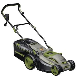 LawnMaster Electric 2-in-1 Mower