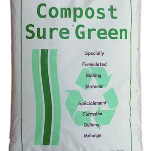 SUN-MAR Compost Sure, Green (Box of 5 - 8 gallon bags)