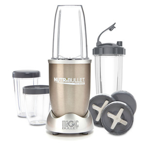 NutriBullet 12 Piece Pro 900 Series Blender/Juicer