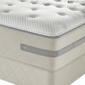 Sealy Posturepedic Hybrid Bridleridge, Cushion Firm, Queen Mattress Only