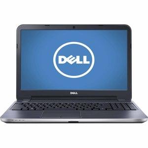 "Dell 8GB 15.6"" Inspiron Intel Core i7 Touchscreen Laptop Silver"