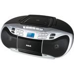 RCA CD Boombox w/ Cassette Player