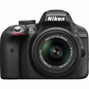 Nikon 24.2 Megapixel D3300 Digital SLR Camera