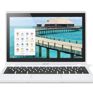 """Acer C720 11.6"""" Touchscreen Chromebook with Intel Celeron 2955U Processor & Chrome OS"""