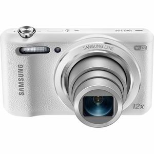 Samsung 16.2-Megapixel WB35F Compact Digital Smart Camera White