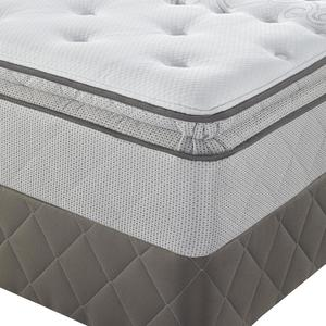 Sealy Posturepedic Ridgeway Place II, Plush Euro Pillowtop, Queen Mattress Only