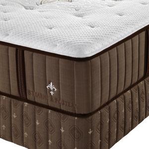 Stearns & Foster Lux Estate Stowmarket Ultra Firm, Queen Mattress II Only