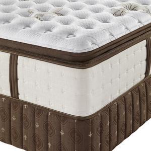 Stearns & Foster Signature Huddersfield Luxury Firm Euro Pillowtop, Queen Mattress II Only
