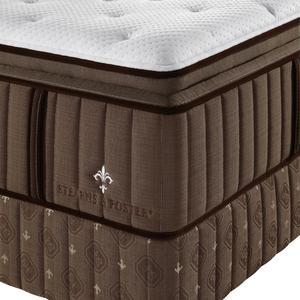 Stearns & Foster Lux Estate Shipley Luxury Plush Euro Pillowtop, Queen Mattress Only