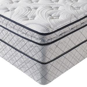 Serta Taryn Super Pillow Top Queen Mattress Only