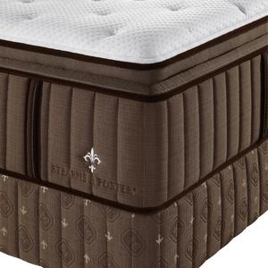 Stearns & Foster Lux Estate Watford Luxury Plush Euro Pillowtop, Queen Mattress II Only