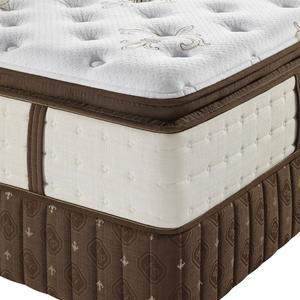 Stearns & Foster Signature Huddersfield Luxury Plush Euro Pillowtop, Queen Mattress II Only