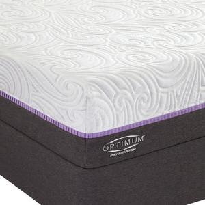 Sealy Optimum 2.0 Radiance Gold, Cushion Firm, Queen Mattress Only