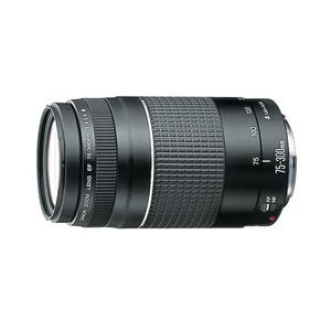 Lens (EF75-300mm) for All SLR Canon Cameras