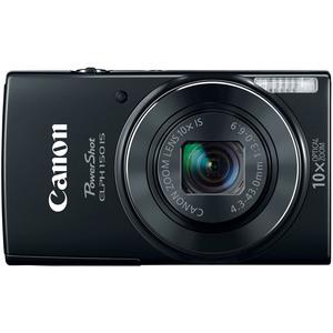Canon PowerShot ELPH 150 IS 20 Megapixel Digital Camera - Black