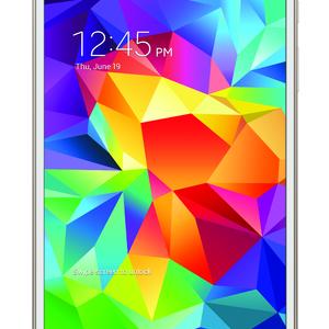 "Samsung 16GB 8.4"" Display Galaxy Tab S Tablet - Dazzling White"