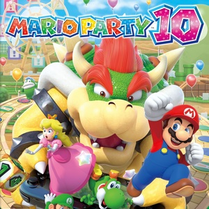 Mario Party 10 for Nintendo Wii U