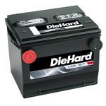Diehard Automotive Battery Group 75 (Price with Exchange)
