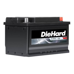 Diehard Automotive Battery Group 90 (Price with Exchange)