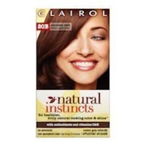 Clairol Natural Instincts Haircolor Cinnamon Stick Medium Warm Brown 20b
