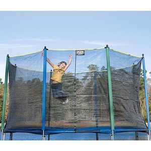 Pure Global Brands Safety Net Enclosure For 14 FT Trampoline 9114E