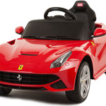 RASTAR Ferrari F12 12v Car Red (Remote Controlled)