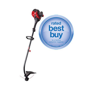 Craftsman WeedWacker™ Gas Trimmer 25cc* 2-Cycle Curved Shaft