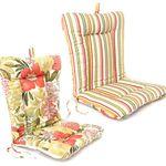 Jordan Manufacturing Co., Inc. Euro Style Chair Cushion