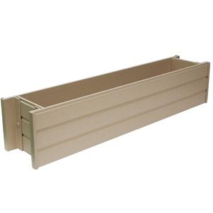 """New Age Garden™ ecoFLEX 36"""" Window Box"""