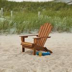 Essential Garden Adirondack Chair - Natural