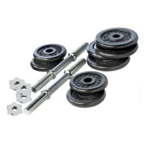 Weider 40 lb. Cast Iron Weight Set