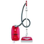 Kenmore Progressive Canister Vacuum Cleaner - Red