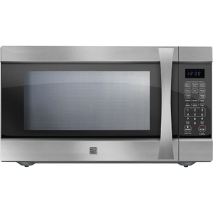 Kenmore Elite 2.2 cu. ft. Countertop Microwave w/ Extra-Large Capacity - Stainless Steel