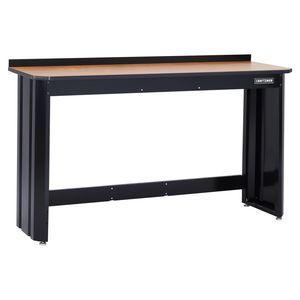 Craftsman 6' Workbench - Black