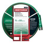 Craftsman Heavy Duty Neverkink® Self-Straightening Hose - 75-ft