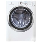 Electrolux EIMED55IIW IQ-Touch 8.0 Cu. Ft. White Stackable With Steam Cycle Electric Front Load Dryer