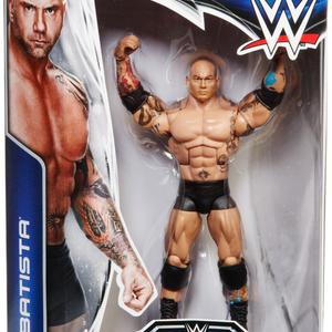 WWE Elite Figure Batista